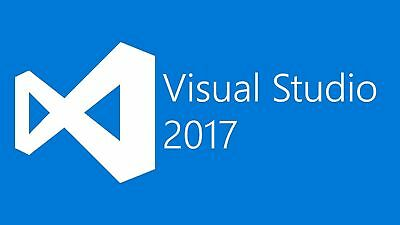 Official Visual Studio Professional 2017 -  Product Key & Download link - 3 PC's