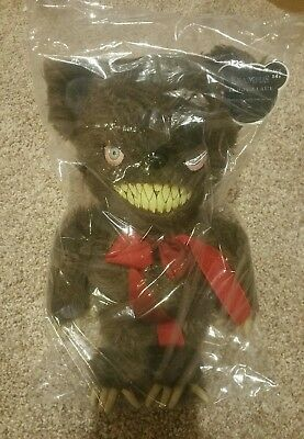 Official Krampus Klaue Teddy Bear - by Weta Workshop - Still Sealed! Rare! Plush