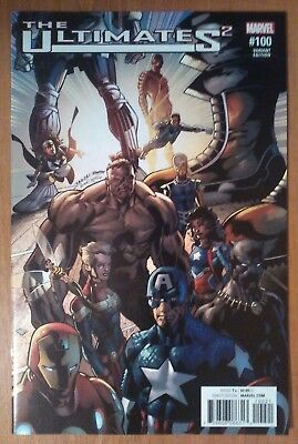 Ultimates 2  #100 - Marvel Comics 1st Print Variant