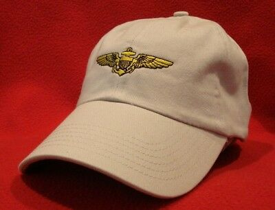 c62ce00c1e9 NAVAL AVIATOR WINGS Ball Cap