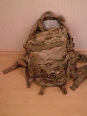 US Army Assault Pack Rucksack Molle 2 und Molle2 Hydration System
