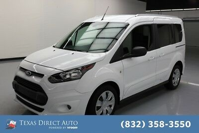 2015 Ford Transit Connect XLT Texas Direct Auto 2015 XLT Used 2.5L I4 16V Automatic FWD Wagon