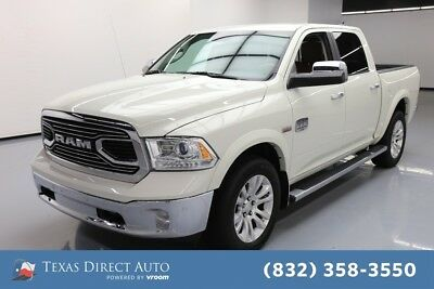 2017 Ram 1500 Longhorn Texas Direct Auto 2017 Longhorn Used 5.7L V8 16V Automatic 4WD Pickup Truck