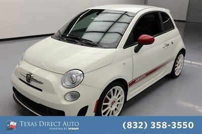 2013 Fiat 500 Abarth Texas Direct Auto 2013 Abarth Used Turbo 1.4L I4 16V Manual FWD Hatchback