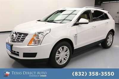 2016 Cadillac SRX Luxury Collection Texas Direct Auto 2016 Luxury Collection Used 3.6L V6 24V Automatic FWD SUV
