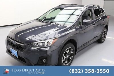 2018 Subaru Crosstrek Premium Texas Direct Auto 2018 Premium Used 2L H4 16V Automatic AWD SUV
