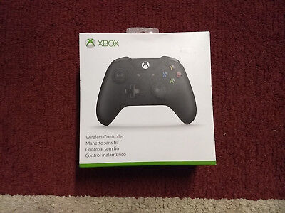 Official Xbox One & One S Wireless Controller - Black