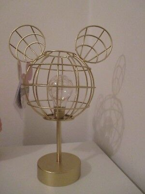 Tischlampe Disney Mickey Mouse