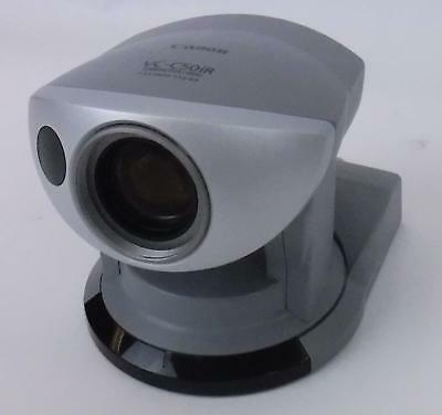 Canon VC-C50iR PT-V50iNR PTZ Communication Camera - TESTED WORKING