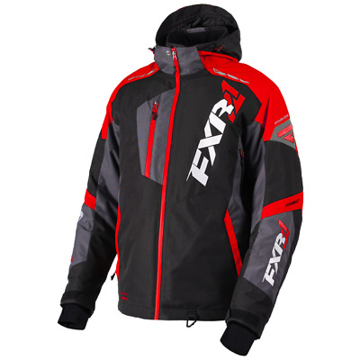 FXR M Mission FX Jacket Red Mens 2019 Small