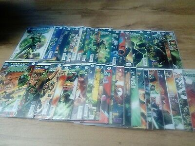 DC Comics Hal Jordan And The Green Lantern Corps Complete 50 Issues 2016 To 2018
