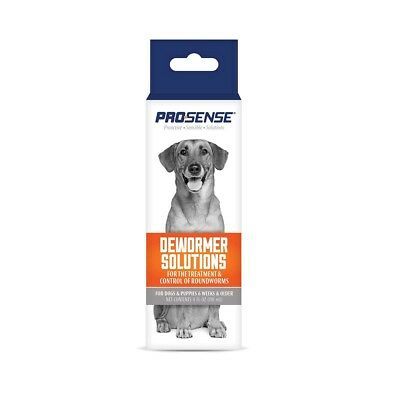 PRO-Sense Dewormer Solution 4oz Prosense
