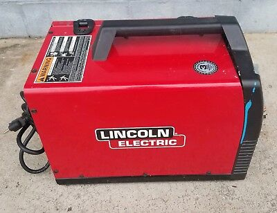 Lincoln Electric S25940 140 Amp Weld Pak 140 HD MIG Wire Feed Welder