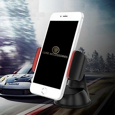 Universal 360° in Car Dashboard Windscreen Holder Mount For APPLE iPHONE