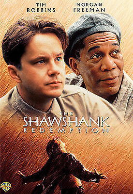 The Shawshank Redemption (DVD, 2007) New Sealed (Widescreen)