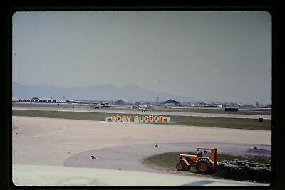 Original c.1970 Slide, Navy Douglas A-4 Skyhawk in Thailand or Vietnam war