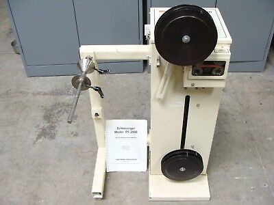 Schleuniger PF2000 Pre Feeder Assembly for Wire Cut & Strip Machines W/ Manual