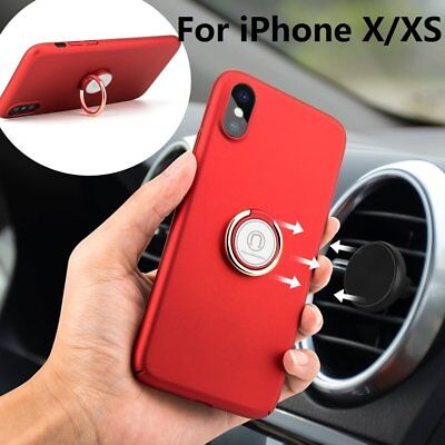 For iPhone Xs, iPhone X [Flex Pro] Shockproof Slim Protective Case Cover 10s