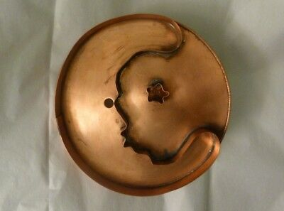 Big Michael Bonne moon copper cookie cutter