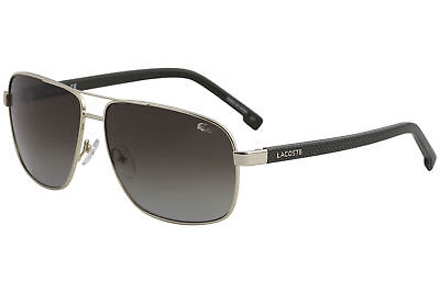 c83eaf3b14a LACOSTE MEN S L162S L 162 S 714 Gold Fashion Pilot Sunglasses 61mm ...