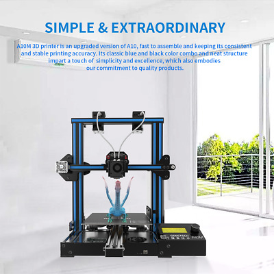 Updated Geeetech 3D PrInter A10M 2 in 1 out Extruder with Filament Detector
