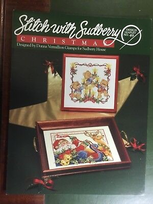 Stitch with Sudberry cross stitch pattern called 'Christmas' Designed by Donna V