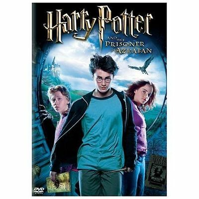 Harry Potter and the Prisoner of Azkaban DVD 2 DISC BRAND NEW FREE FAST SHIPPING