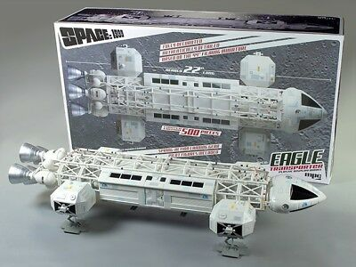 New Sealed Mpc Prefinished Assembled 22 Inch Space 1999 Eagle Transporter Mpc875