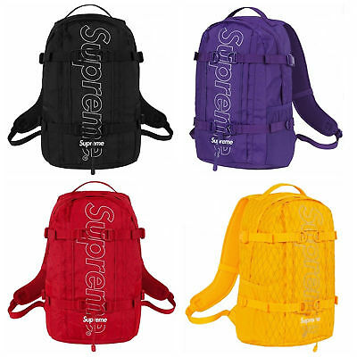 Women Men Backpack Shoulder School Bag Outdoor Travel Satchel Luggage Rucksack