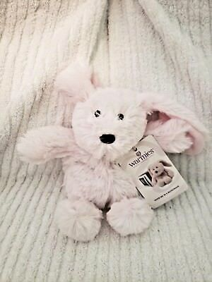 Warmies Cozy Plush -  Bunny Rabbit Junior Mini Therapy Microwavable Heatable Toy