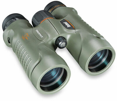 Bushnell Trophy Bone Collector 10X42 Green Binoculars