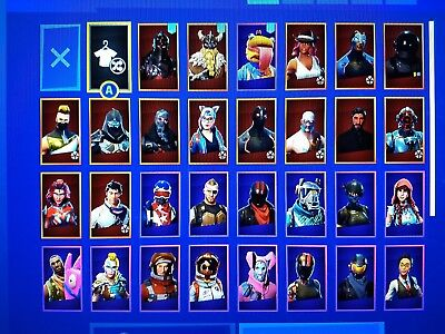 Fornite Account| Black Knight. Limited offer. PLEASE READ DESCRIPTION.