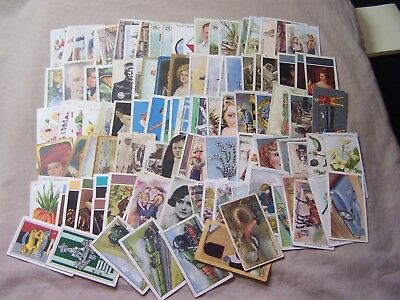 Cigarette cards 200+ different