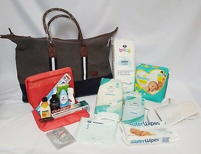 Pre Packed Maternity Hospital Overnight / Weekend Bag