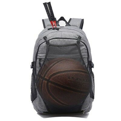 Zaino da Basket in Tela Con Zainetto Portatile Impermeabile per Notebook IT