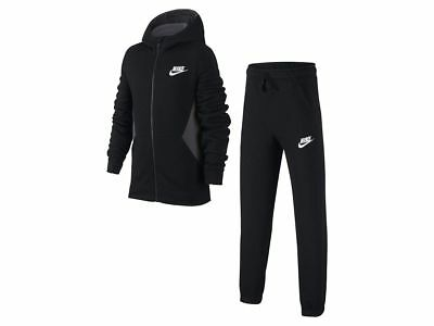 Nike B NSW TRK SUIT BF CORE Kinder Trainingsanzug 939626-010