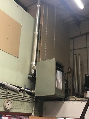 Industrial gas heater -warehouse Factory Garage - OFFERS WELCOME