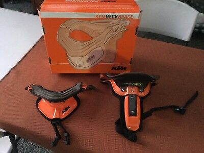 Ktm Genuine Youth Leatt Neck brace