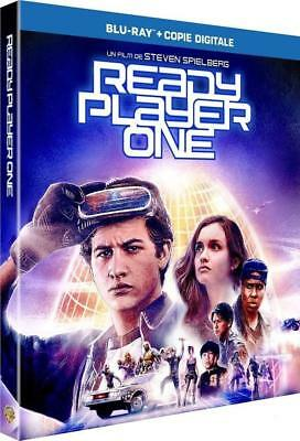 Ready Player One Blu-Ray + Copie Digitale Neuf Sous Blister