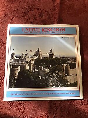 1997 United Kingdom 🇬🇧 Uncirculated Coin Collection