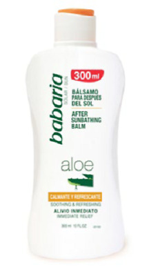 *** babaria Aloe Vera After Sun Lotion - 300ml Lotion ***
