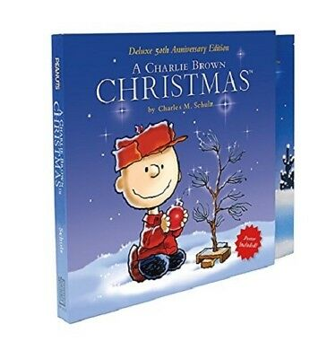 Peanuts: A Charlie Brown Christmas (Deluxe 50th Anniversary Edition) + Poster
