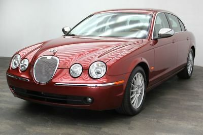 2007 Jaguar S-Type One Owner 2007 Jaguar S-Type ~ 1 owner