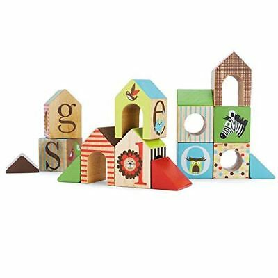 Skip Hop Alphabet House Block