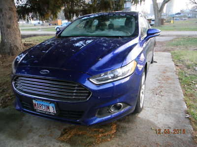 2014 Ford Fusion  2014 Ford Fusion