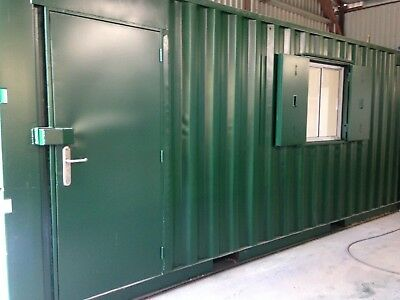 20ft  OFFICE  Container FOR HIRE - Lancashire