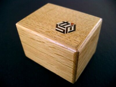 Japanese Puzzle Box 'Karakuri Creation Group' - Small Trick No.3 / Small Box #3
