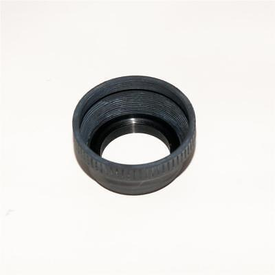 43Mm Screw On Collapsible Rubber Lens Hood