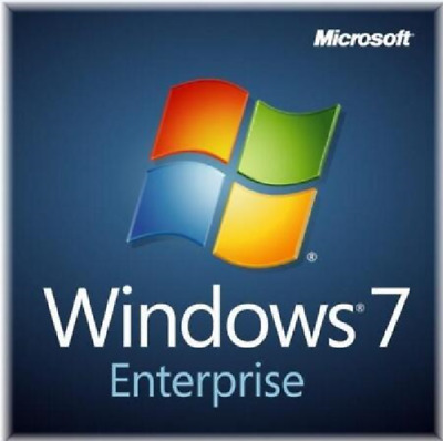Windows 7 Enterprise 32bit & 64bit  Activation Key / Product Key