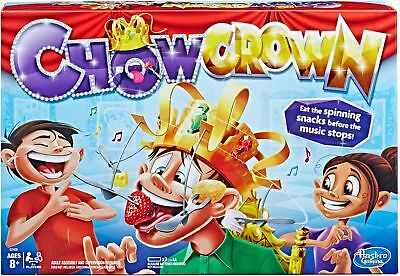 Hasbro Games - Chow Crown Game